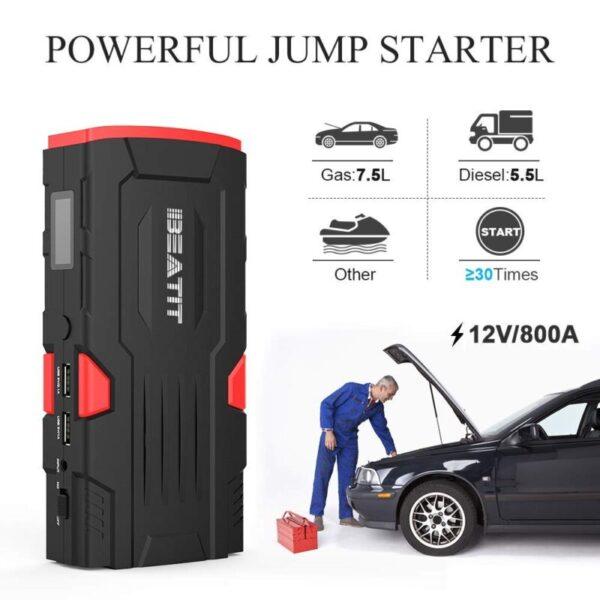 Beatit D11 - mini jump starter review