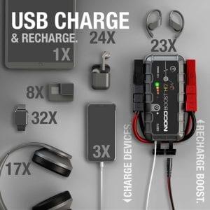 GB70 jump pack accessorize
